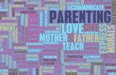 Dobré rodičovství — Stock fotografie