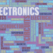 Electronics Industry — Stock Photo