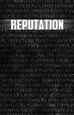 Reputation — Stock Photo