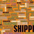 Shipping Industry — Stock Photo