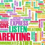 Good Parenting — Stock Photo