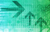 Business Arrows — Stock Photo