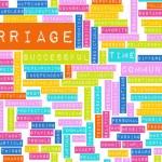 manželství poradenství — Stock fotografie