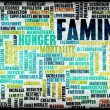 Famine — Stock Photo