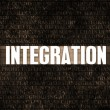 Integration — Stock Photo