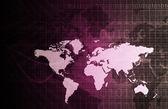 цифровой экономики — Стоковое фото