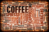 Coffee Background — Fotografia Stock