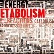 Stock Photo: Metabolism