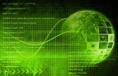 Technology Network — Zdjęcie stockowe