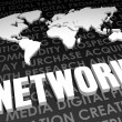 Network — Stock Photo #32042427