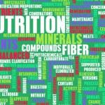 Постер, плакат: Nutrition