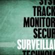 Surveillance — Stock Photo #33290797
