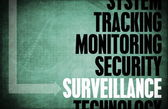 Surveillance — Stock Photo