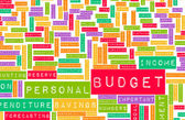 Personal Budget — Stock Photo