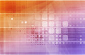 Data Network — Stock Photo