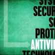 Stock Photo: Antivirus