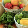 Stock Photo: Large Variety of Vegetables