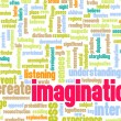 Imagination — Stock Photo