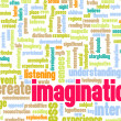 Stock Photo: Imagination
