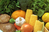 Pile of Vegetables — Stock Photo