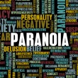 Paranoia — Stock Photo