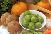 Garden Fresh Foods — Stock Photo