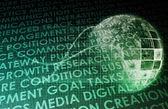 Business Technology — Stock Photo