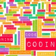Coding — Stock Photo #35584983