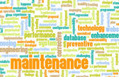 Maintenance — Stock Photo