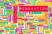 Renovation — Stock Photo