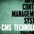 CMS Technology — Stock Photo