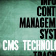 CMS Technology — Stock Photo #36005751