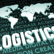Stock Photo: logistics