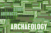 Archaeology — Stock Photo