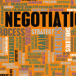 Negotiation — Stock Photo