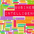Business Intelligence — Stock Photo