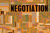 Negotiation — Stock Photo