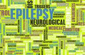 Epilepsy — Stock Photo