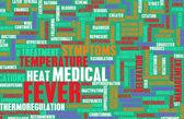 Conceito de febre — Foto Stock