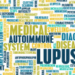 Lupus — Stock Photo