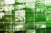 Banking Technology — Stock Photo