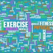 Exercise Concept — Foto de Stock