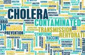 Cholera — Stock Photo
