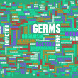 Stock Photo: Germs