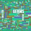 Germs — Stock Photo