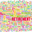 Foto Stock: Retirement