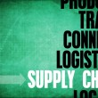 Supply Chain — Foto de stock #38293703