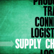 Supply Chain — Stok Fotoğraf #38293703