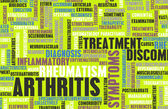 Arthritis — Stock Photo