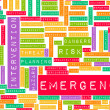 Stock Photo: Emergency Concept